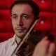 Elegant Emotional Man Violinist Fiddler Playing - VideoHive Item for Sale