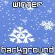 Winter Snowflakes Pattern