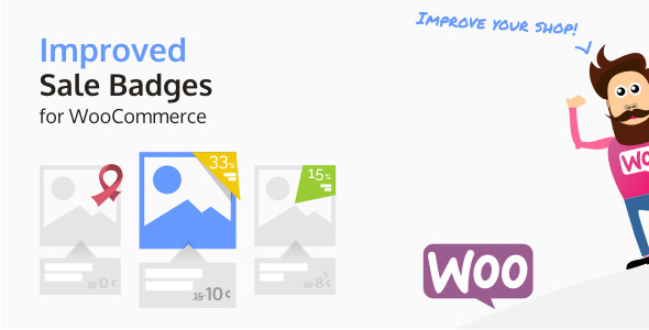 Improved Sale Badges for WooCommerce - CodeCanyon Item for Sale
