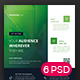 Corporate Flyer - 6 Multipurpose Business Templates vol 22 - GraphicRiver Item for Sale