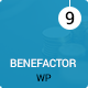 Benefactor Nonprofit Multipurpose WordPress Theme - ThemeForest Item for Sale