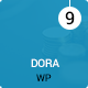 Dora Onepage Personal/Portfolio WordPress Theme - ThemeForest Item for Sale