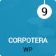Corpotera - WordPress Corporate Business Theme