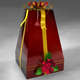 Gift Box Christmas present - 3DOcean Item for Sale