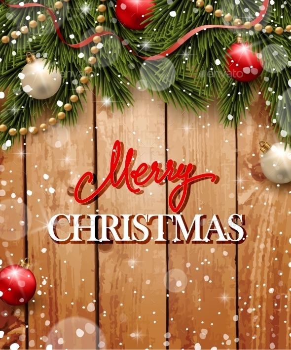 Christmas Gretting Card. - Christmas Seasons/Holidays