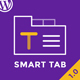 Smart Tabs - Drag & Drop Tab Shortcode Builder - CodeCanyon Item for Sale