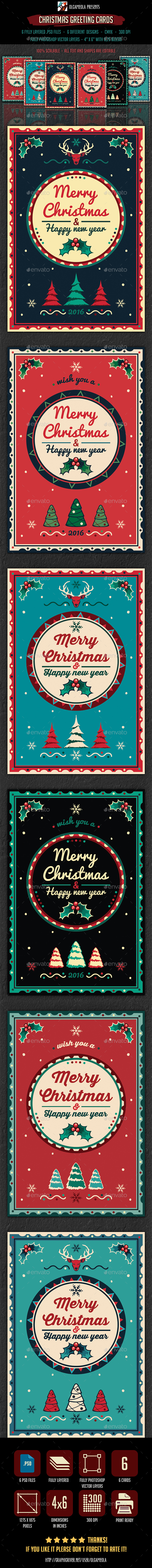Christmas Greeting Cards - Greeting Cards Cards & Invites