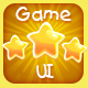 Casual Cute Game UI Asset - GraphicRiver Item for Sale