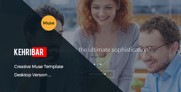 Kehribar Creative Muse Theme