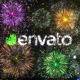 Fireworks/Celebrating Logo - VideoHive Item for Sale