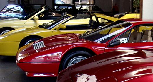sport cars dealer