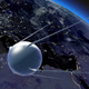 Flight of Sputnik - VideoHive Item for Sale