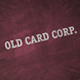 Old Business Card - GraphicRiver Item for Sale