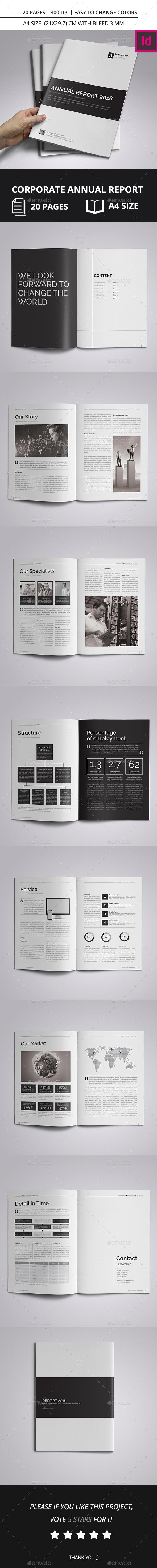Corporate Annual Report Brochure 2016 A4 - Corporate Brochures