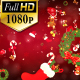 Animated Backgrounds - Christmas Elements Falling - VideoHive Item for Sale