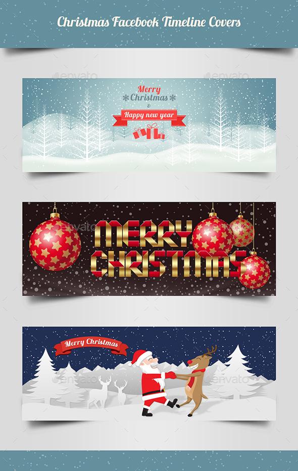 Christmas Facebook Timeline Covers - Facebook Timeline Covers Social Media