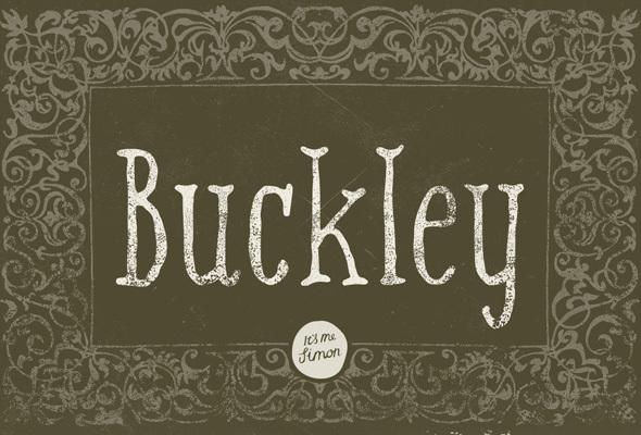 Buckley - Serif Fonts