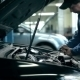 Car Maintenance at Repair Shop - VideoHive Item for Sale