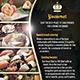 Restaurant Flyer Template - GraphicRiver Item for Sale
