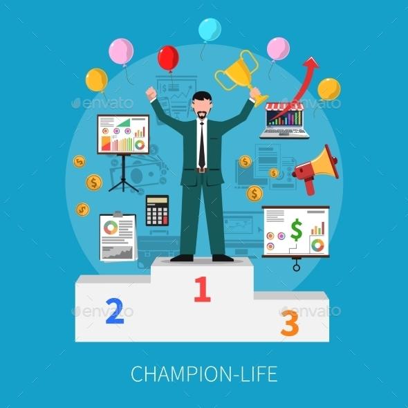Champion Life Concept  - Miscellaneous Conceptual