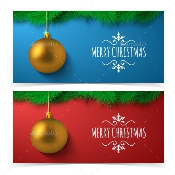 Holiday Christmas Banners - Christmas Seasons/Holidays