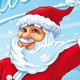 Santa Claus illustration - GraphicRiver Item for Sale