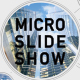 Micro Slide Show Logo Reveal - VideoHive Item for Sale