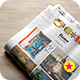 Newspaper Advert Mock-Up - GraphicRiver Item for Sale