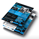 A4 Corporate Flyer 04 - GraphicRiver Item for Sale