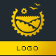 Gear Land Logo Template - GraphicRiver Item for Sale