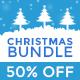 Christmas Bundle - E-commerce Newsletter - GraphicRiver Item for Sale