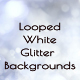 White Glitter Background 04 - VideoHive Item for Sale