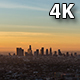 Downtown Los Angeles Sunrise - VideoHive Item for Sale