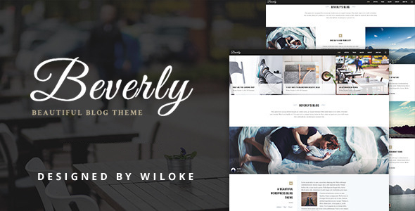 Beverly – Travel & Blog Ghost Theme