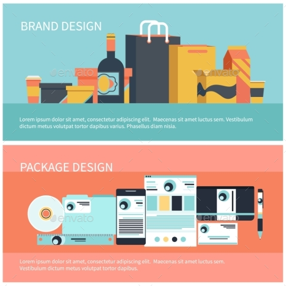 Package And Brand Design - Concepts Business