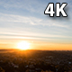 Beautiful Los Angeles Sunrise - VideoHive Item for Sale