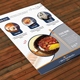 Restaurant Menu Vol 20 - GraphicRiver Item for Sale