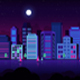 City Illustration - GraphicRiver Item for Sale