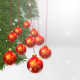 Christmas Baubles 2 - VideoHive Item for Sale
