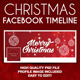 Christmas Facebook Timeline Cover Design - GraphicRiver Item for Sale