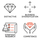 Icons Set of Business Management - part 3 - GraphicRiver Item for Sale