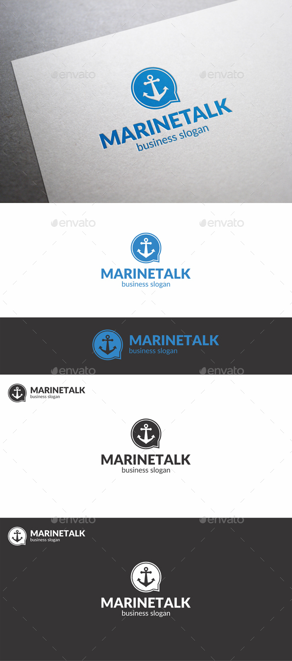 Anchor logo template graphics designs templates magicingreecefo Gallery