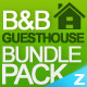 B&B Guest-house Hotel Bundle Pack - VideoHive Item for Sale