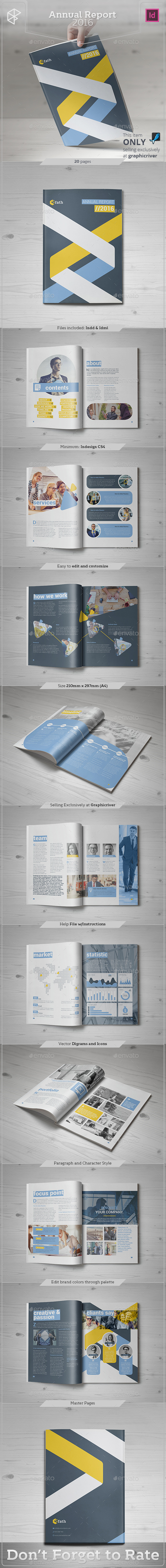 Annual Report 2016 - Corporate Brochures