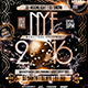 Flyer NYE Party Konnekt - GraphicRiver Item for Sale