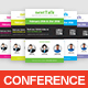 Clean Conference Flyer - GraphicRiver Item for Sale