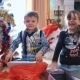 Happy Children With Their Christmas Gifts - VideoHive Item for Sale