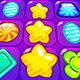 Candy Buster: Match-3 Puzzle Game UI Pack - GraphicRiver Item for Sale