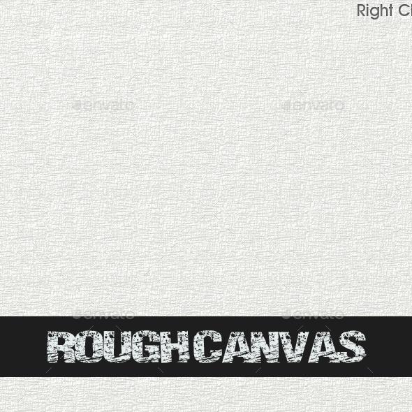 Rough Canvas - Art Textures