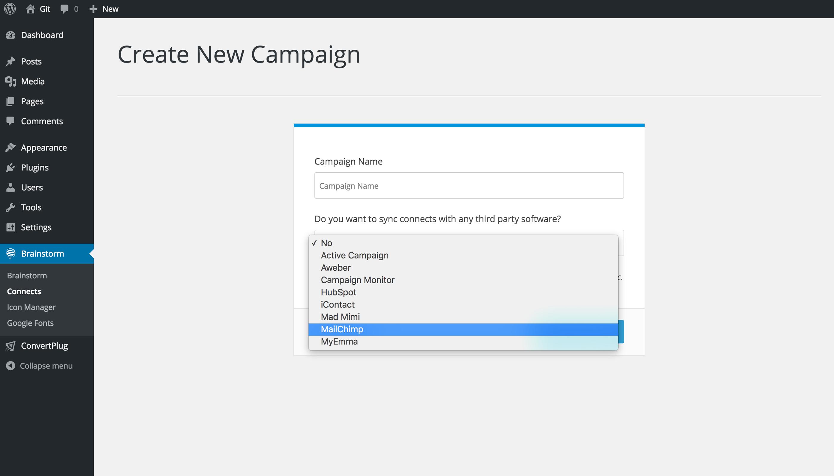 Popup Plugin For WordPress - ConvertPlus by BrainstormForce | CodeCanyon